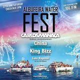WATER FEST SPECIAL EDITION * CARLOS MANAÇA & MICHAEL LAWRENCE * @RAVEOLUTIONS RADIO SHOW