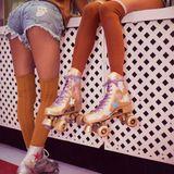 Tuxedo's 808s & Rollerskates