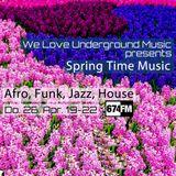 WLUM - 674FM - Afro Sound & Jazz 2018_04