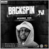 BACKSPIN FM # 322 - Best of Afrob