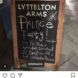 Prince Party - Here's a Sample!