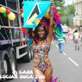 100% St Lucian Soca 2015 - Carnival Speed - Since When That's Your Role!!