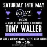 Tony Waller@ the Social Chill bar