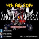 ANGEL CAMORRA'S HYPE IT RAW DANCEHALL SHOW 4th FEB 2014.