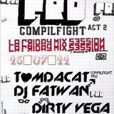 TomDaCat Mix live @ Blanko Tunisia HipHop legacy