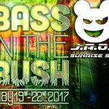 J.A.DJ - Bass In The Bush - Sunrise Set