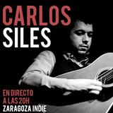 iPOP en Directo - Carlos Siles (Zaragoza Indie/8 Enero 2016)