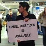 Daniel Ruiz Tizon is Available  24 December - Bumper Christmas Annual 2015    Ep 114