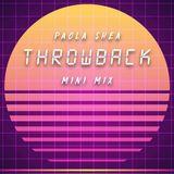 PAOLA SHEA THROW BACK MINI MIX