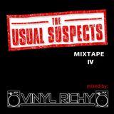 Vinyl Richy - Usual Suspects Mixtape pt. 4