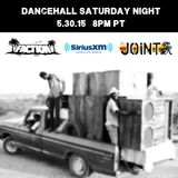 Faction Sound -  Sirius XM Dancehall Saturday Night May 30, 2015