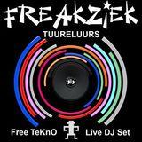 FREAKZIEK... LIVE SET  @  BARENDRECHT, HOLLAND by TUURELUURS 28-04-2016