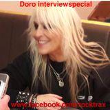 Doro interviewspecial in Rocktrax 18 November 2017 9 - 10 pm CET