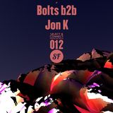 SHOW #12: Bolts b2b Jon K (Hoya:Hoya/Fat City) - 09.03.2014