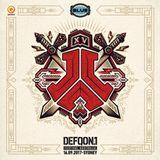 Decipher & Shinra | BLUE | Defqon.1 Festival Australia 2017