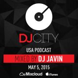 DJ Javin - DJcity Podcast - May 5, 2015