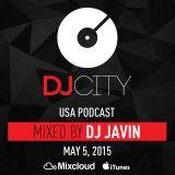 DJ Javin - DJcity Podcast - May 5, 2015