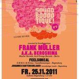 DJ Frank Muller @ soundbootique in Regensburg nov 2011