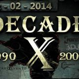 Decade Events - Uptempo Early Hardcore Raoul-D.K.C. Promo Mix - 22-02-2014