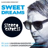 Stereo Express @ Universum Kinocenter - 24.01.2014