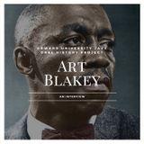 Art Blakey Interview Track 2