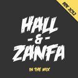 HALL & ZANFA in the mix ADE2012