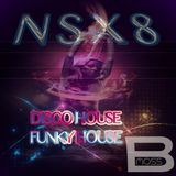NSX 8 By disco house,funkhouseVs DJ MOSS