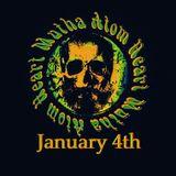 Hard Rock Hell Radio - Atom Heart Mutha - 4th January 2019