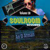 Soul Room Sessions Volume 8 - An D. Atman - Kaizoku Beats Recordings, Uruguay