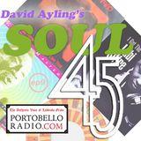 Portobello Radio David Ayling's Soul 45 Show EP9