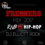 #FRESHERS2017 RNB VS HIPHOP MIX | NO CURFEW - MiX:UP LDS |