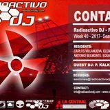 RADIOACTIVO DJ 40-2017 BY CARLOS VILLANUEVA