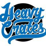 Heavy Crates Crew  live on Kiss.fm