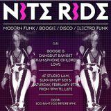 Nite Ride Vol.12 (Vinyl Mix)
