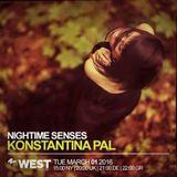 Konstantina Pal - Stay forever @ WestRadio.gr - March 2016