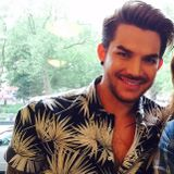 Adam Lambert Introduces Another Lonely Night & The Original High on yle.fi June 9, 2015