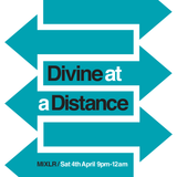 DIVINE! Divine-at-a-Distance : 3 hour live-stream from the attic (04/04/2020)