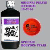 Original Pirate Material #10 2014 - Speciale Houston Texas