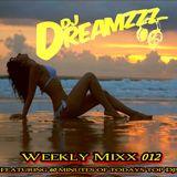 Weekly Mixx 012 - 60 Minute MegaMixx