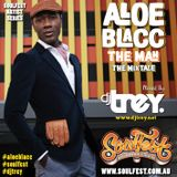 Aloe Blacc: The Man - The Mixtape - Mixed By Dj Trey