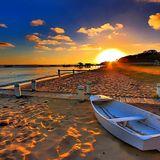 Sunset Beach Sounds (S.B.S.) a mix by Sandhaufen