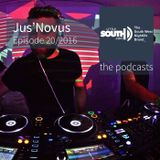 Episode 20/2016 | Jus'Novus | Littlesouth - the podcasts