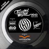 043 Twisted Melon // NOV 2019 // Cafe Mambo // Data Transmission