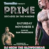 LIVE at TrophyDad presents PRIME, San Francisco - November 2016