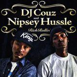 DJ Couz & Nipsey Hussle - Rich Rollin'