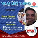 Programa Vem Ler Tarô 10.07.2018 - Pierre Oliveira