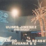 NEWS Tijuana 1990 Mix de Dj Ulysse aka Dj Spectro