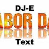 DJ-E Labor Day Throwbacks