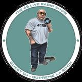 45 Live Radio Show pt. 39 with guest DJ SUPREME LA ROCK
