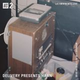 Delivery Presents: HAAN - 9th October 2017